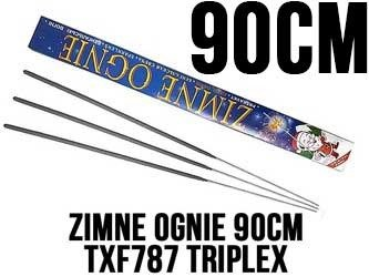 60 SZTUK - Zimne Ognie 90cm TXF787