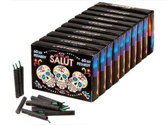 600 sztuk - KORSARZ SALUT K0201(KCE201)