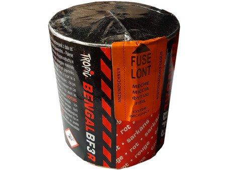 Ogień Bengalski (Flesh) BF3/R - czerwony