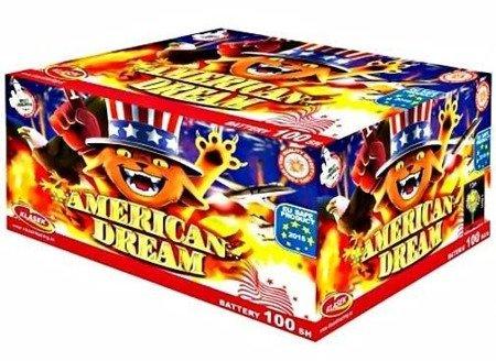 """American Dream C10014A - 100 strzałów 0.5"""""""