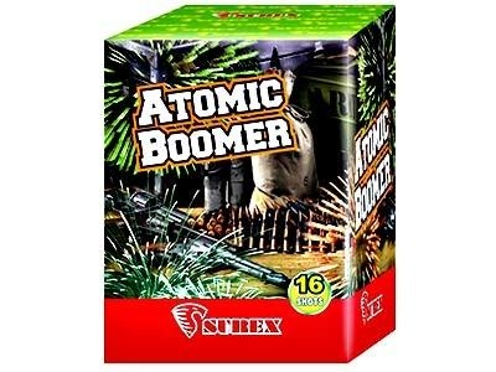 """Atomic Boomer SFC10161 - 16 strzałów 0.8"""""""