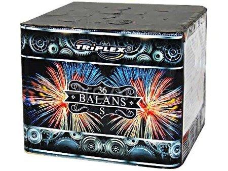 """Balans TXB076 - 36 strzałów 1.2"""""""