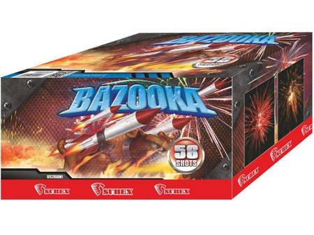 """Bazooka SFC2056M1 - 56 strzałów /1""""/1.2"""""""
