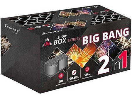 """Big Bang TXB913 - 50 strzałów 2"""""""