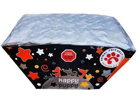 """Black Happy Puppy TB132 - 49 strzałów 0.8"""""""