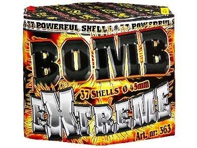 """Bomb Extreme 363 - 37 strzałów 1.8"""""""