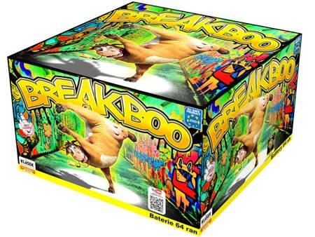 "Breakboo C6420B - 64 strzałów 0.8"""