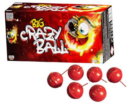 Crazy Ball BIG DP2CB - 6 sztuk
