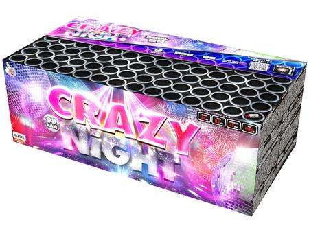 """Crazy Night C9825C/C - 98 strzałów 1"""""""
