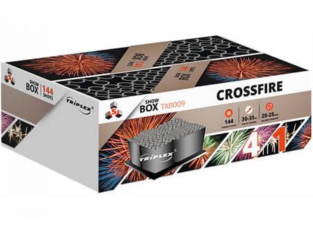 Crossfire TXB009 - 144 strzały MIX