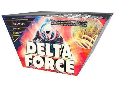 """Delta Force JW643 - 96 strzałów 1"""""""