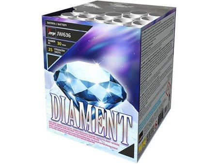 """Diament JW636 - 25 strzałów 1.2"""""""