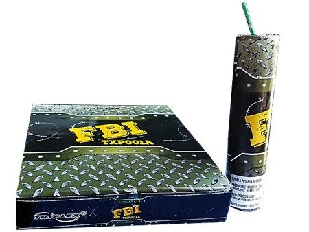 Duże petardy hukowe FBI TXP001A - 5 sztuk