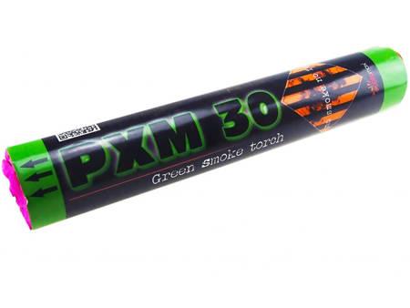 Dym zielony PXM30