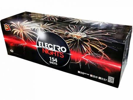 """Electro Night CLE4510 - 154 strzałów 1""""/1.2""""/ 1.7"""""""
