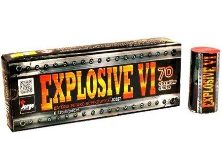 Explosive VI JC027 - 6 sztuk
