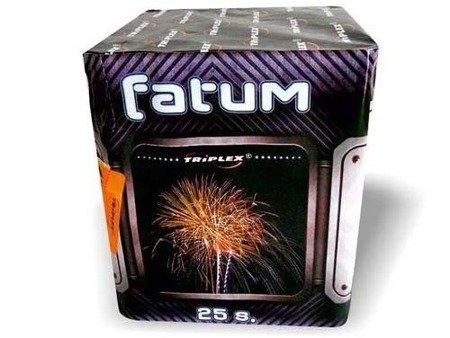 """Fatum TXB072  - 25 strzałów 1"""""""