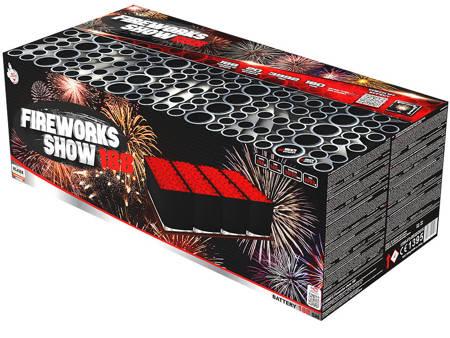 """Fireworks Show 188 C188MF/C - 188 strzałów 1.2""""-2"""""""