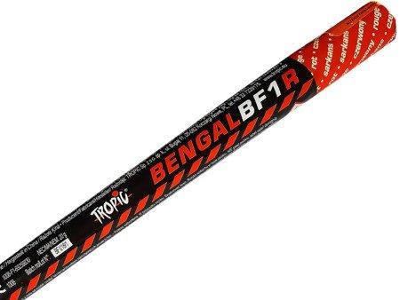 Flara meczowa / Ogień bengalski BF1/R - czerwony