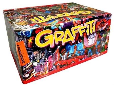 "Graffiti C8825G - 88 strzałów 1"""