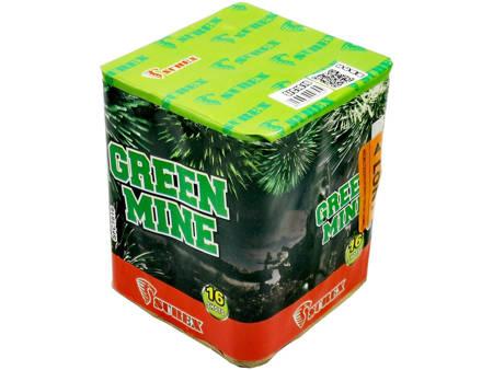 """Green Mine SFC1616 - 16 strzałów 0.8"""""""