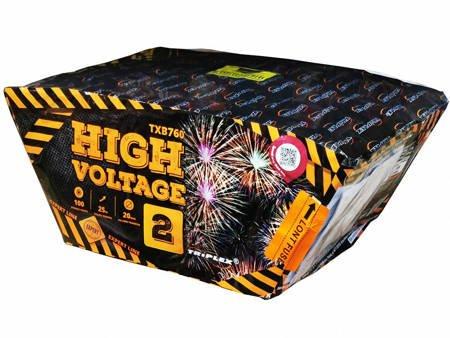 "High Voltage 2 TXB760 - 100 strzałów 0.8"""