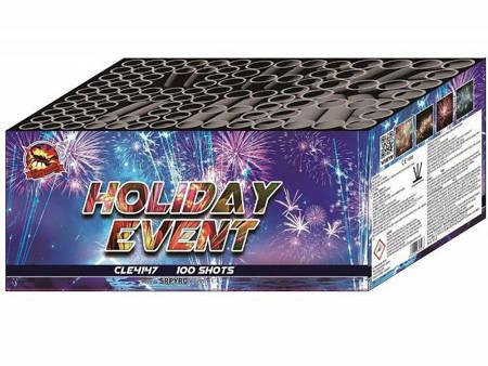 """Holiday Event CLE4147 - 100 strzałów 0.8""""/1""""/1.2"""""""