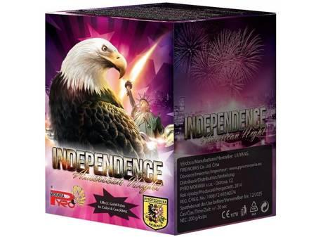 """Independence Night NS116010 - 16 strzałów 1"""""""