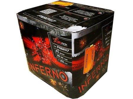 """Inferno PXB2117 - 25 strzałów 0.8"""""""