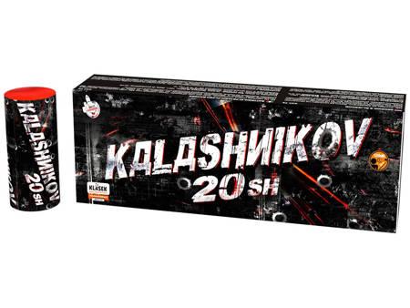 Kalašnikov K20K - 20 strzałów