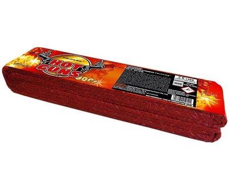 Karabin taśmowy petard hukowych Hot Guns TXP254 - 800 strzałów