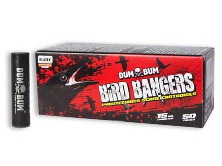 Knallpatronen Dumbum Bird Bangers DBB1E - 50 sztuk