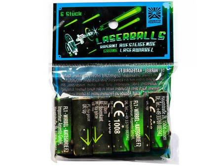 Laserballs FL1 - 6 sztuk