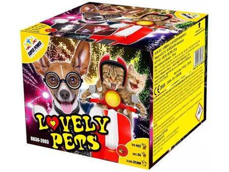 """Lovely Pets BB36-2003 - 36 strzałów 0.8"""""""