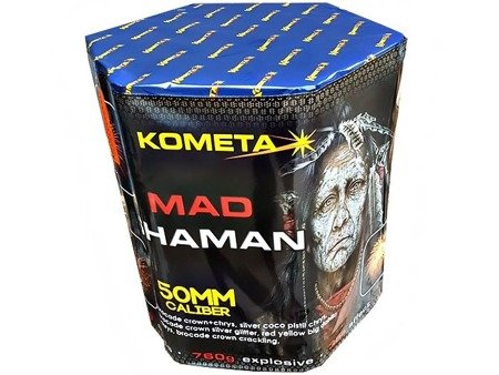 """Mad Shaman(Galaxy) P7797 - 19 strzałów 2"""""""