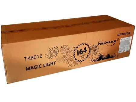 "Magic Lights TXB016 - 164 strzały 1.2"""