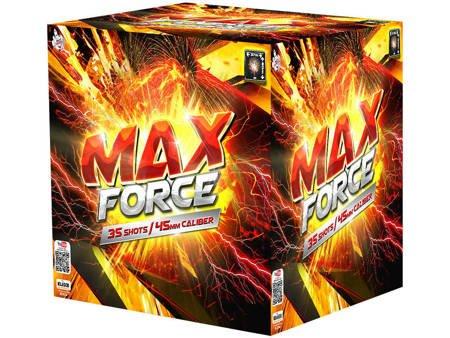 "Max Force C3545MF - 35 strzałów 45mm 1.8"""