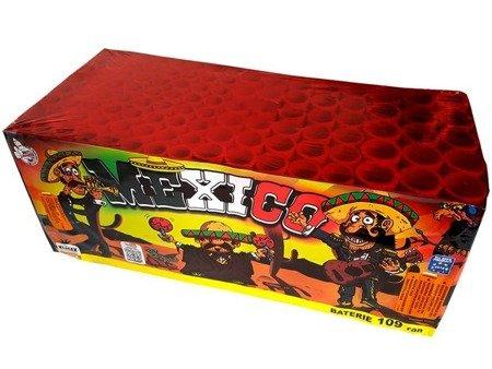 Mexico C109MM - 109 strzały MIX
