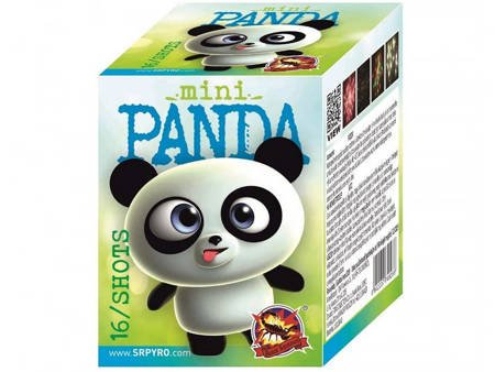 "Mini Panda CLE4026-M - 16 strzałów 0.8"""