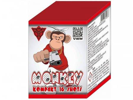 """Monkey CLE4026 - 16 strzałów 0.8"""""""