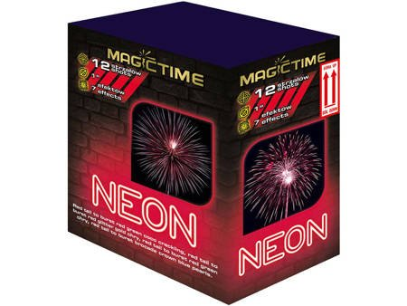 """Neon P7153 - 12 strzałów 1"""""""