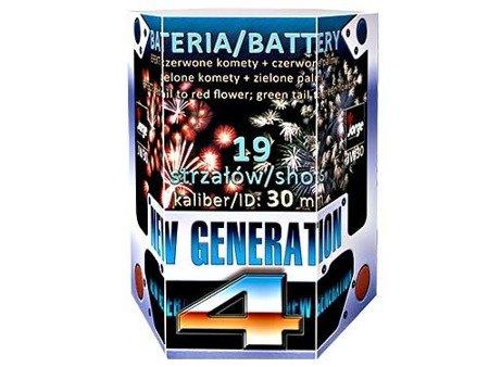 """New Generation 4 JW30 - 19 strzałów 1.2"""""""
