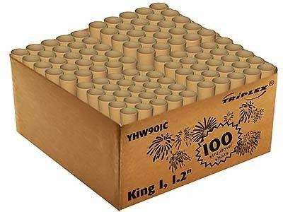 """King YHW901C - 100 strzałów 1.2"""""""