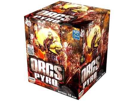"""Orcs pyro C163A - 16 strzałów 1.2"""""""