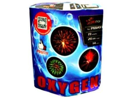 """Oxygen PXB2013 - 19 strzałów 0.6"""""""