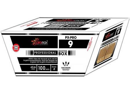 """PX-PRO 9 - 100 strzałów 1"""""""