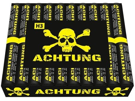 Petardy hukowe Achtung H3I - 20 sztuk