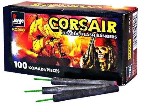 Petardy hukowe Corsair K0203 - 100 sztuk