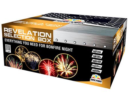 """Revelation (Gold Box) B127-2501 - 127 strzałów 1"""""""