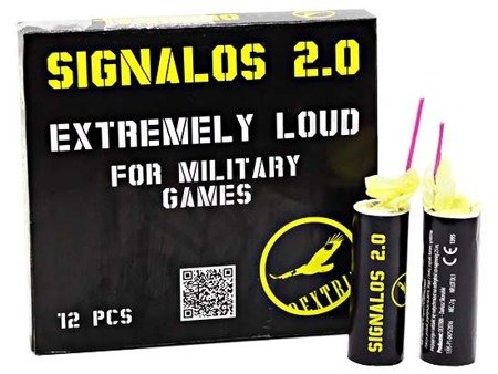 SIGNALOS 2.0 X2X - 12 sztuk